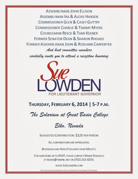 Elko Invitation